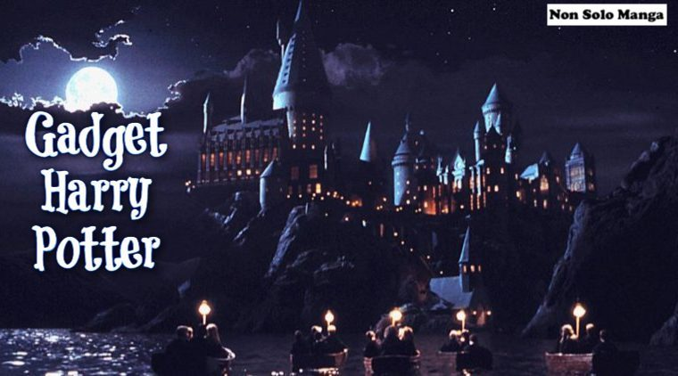 Merchandising in stile Harry Potter