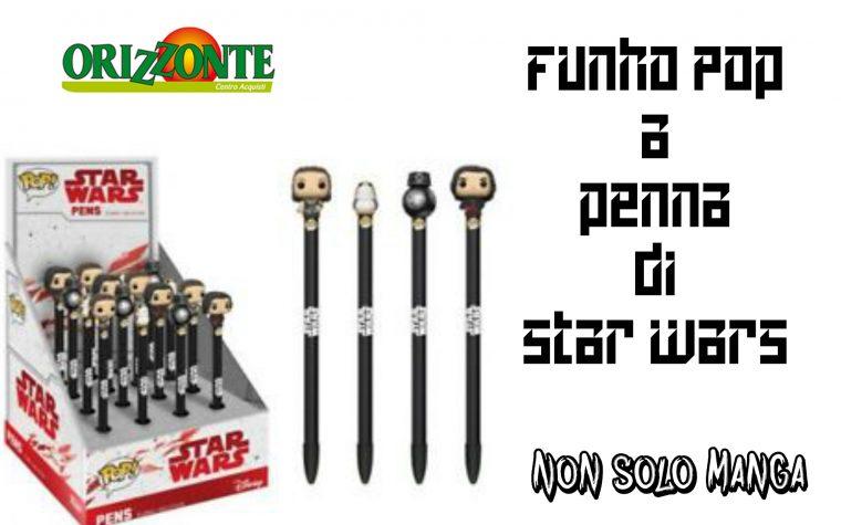 Funko Pop a penna di Star Wars