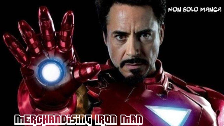 Merchandising Iron Man