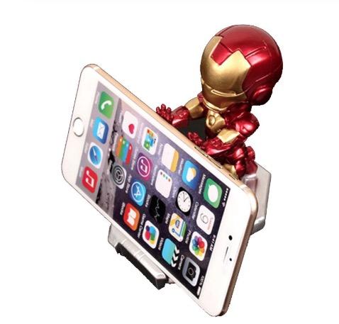 Iron Man Portatelefono