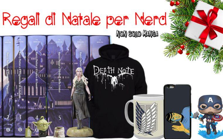 Regali di Natale per Nerd