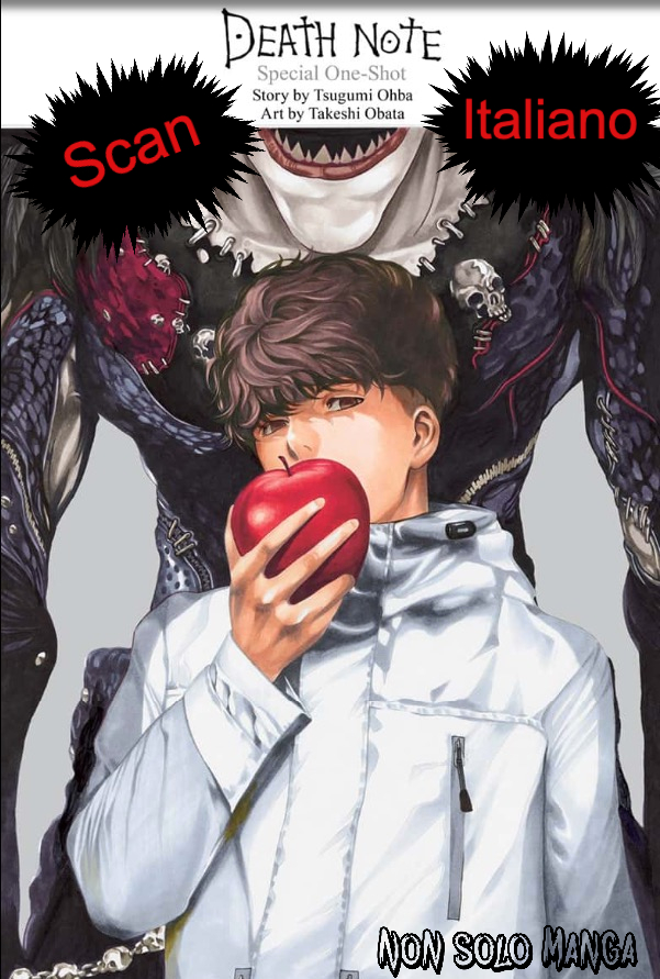 Death Note Never Complete in Italiano