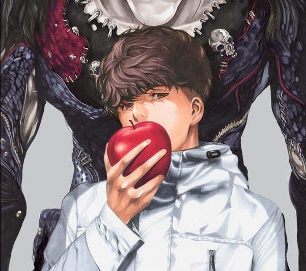 É uscito Never Complete (Nuovo oneshot di Death Note)