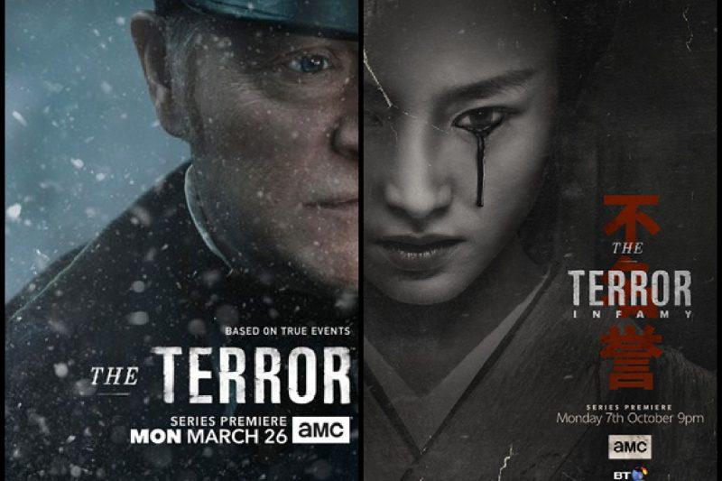 The Terror serie tv stagione 1 e 2 Recensione.