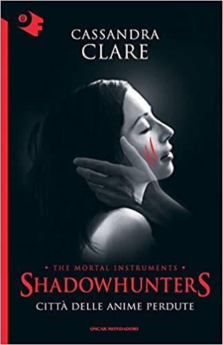 Parliamo di Shadowhunters- Città delle anime perdute di Cassandra Clare.