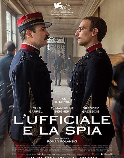 L'ufficiale e la spia di Roman Polanski