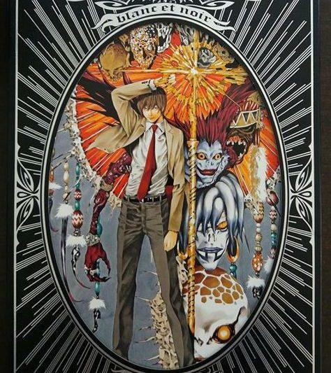 Art Book Blanc Et Noir di Obata Takeshi Review