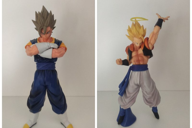 Action Figure di Dragon Ball