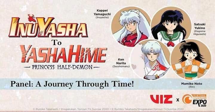 """È Uscito il video promozionale dell'anime sequel di """"Inuyasha"""" Yashahime: Princess Half-Demon"""