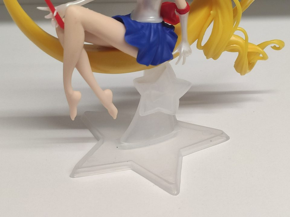 Action Figure di Sailor Moon