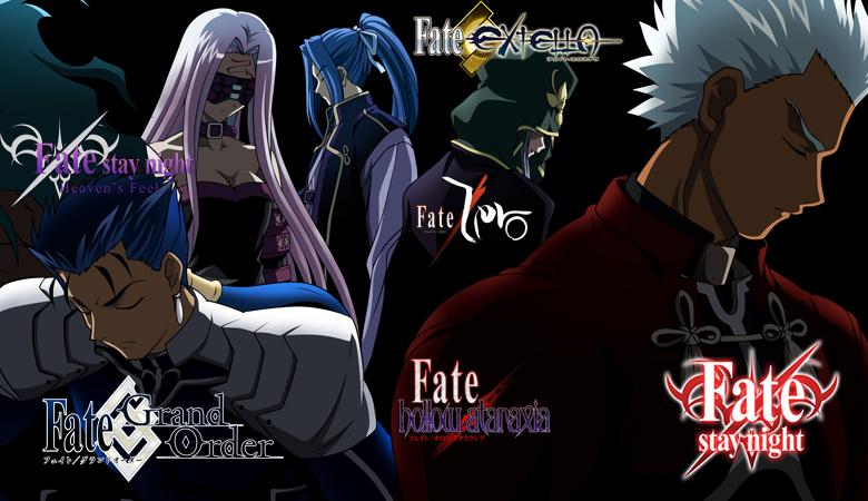 serie anime Fate