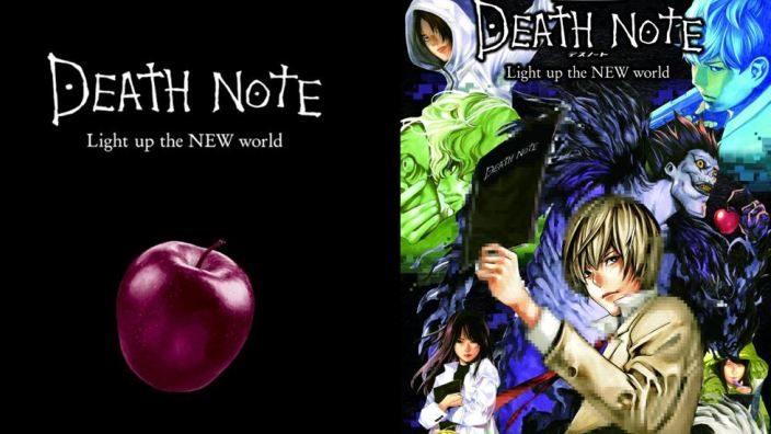 Novità: Death Note illumina il nuovo mondo il Romanzo