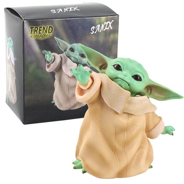 Baby Yoda (Grogu) Figur