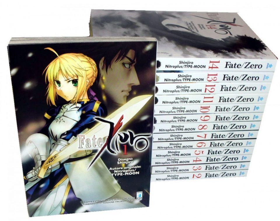 Fate Zero il Manga