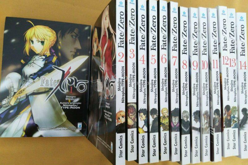 Fate Zero Manga – Review