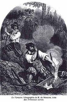 βρυκόλακας (vrykolakas) il Vampiro Greco (seconda parte)