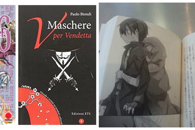 Differenza tra: Manga, Light Novel e Graphic novels
