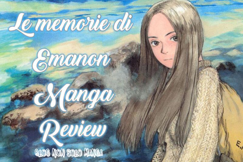 Le memorie di Emanon – Manga – Review