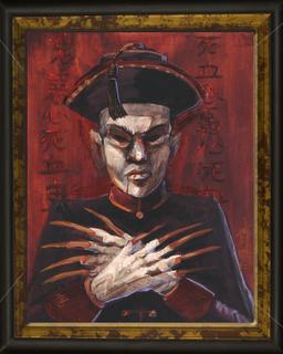 I Vampiri nel folclore Orientale - La Cina - Chiang_Shi