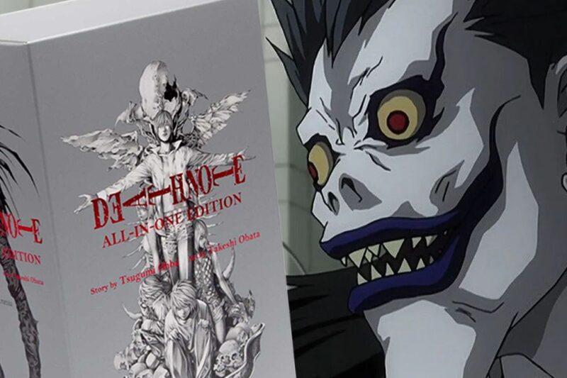 Death Note Complete Edition, la Planet Manga annuncia l'uscita.