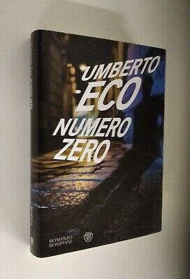 Tre libri da leggere sotto l'ombrellone - Numero Zero