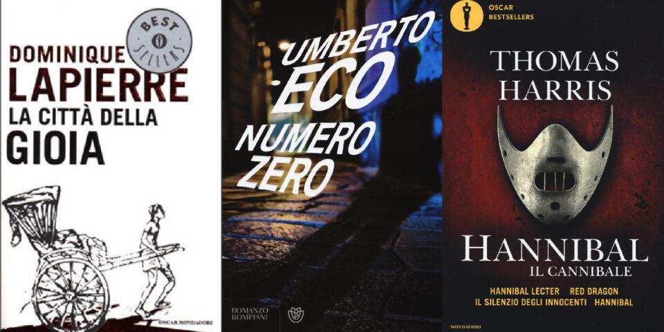Tre libri da leggere sotto l'ombrellone 2021