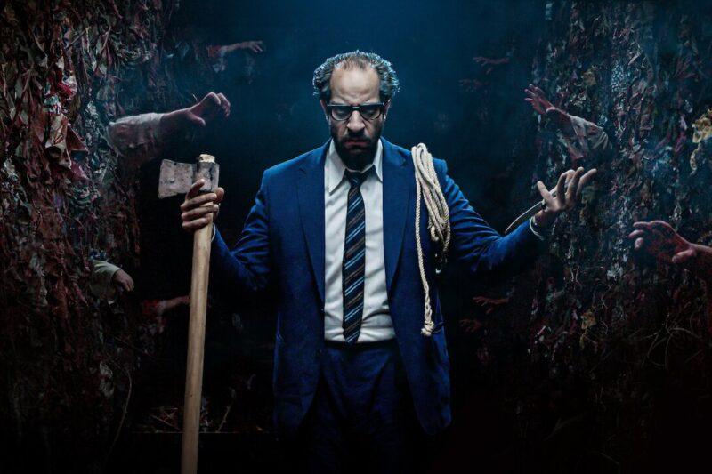 Paranormal, la serie egiziana di Netflix (review).